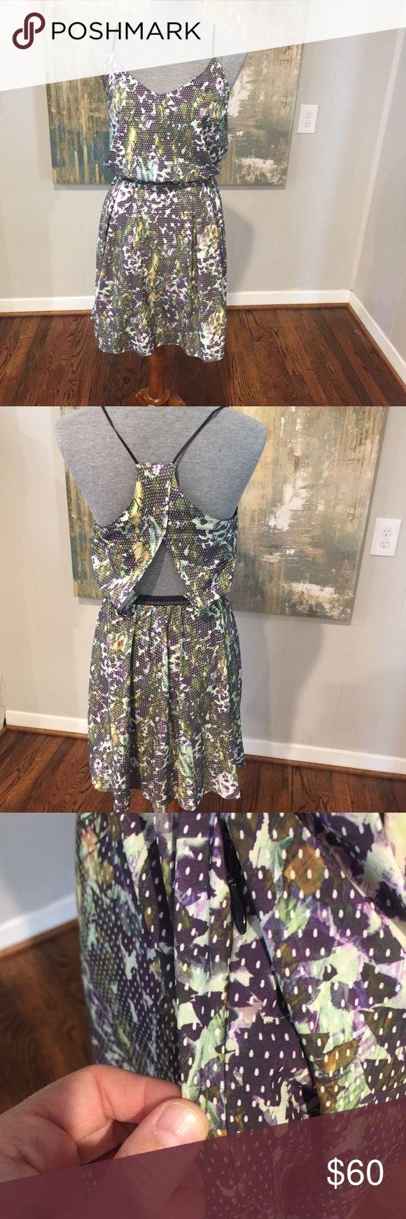 Lululemon dress Lululemon dress great for tennis or travel. EUC. Dry-fit material, hidden zipper pockets on side seams. lululemon athletica Dresses