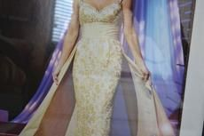 Pageant Resale :: SHERRI HILL HAND SEWN GOWN WITH THOUSANDS OF SEQUINS AND CRYSTALS