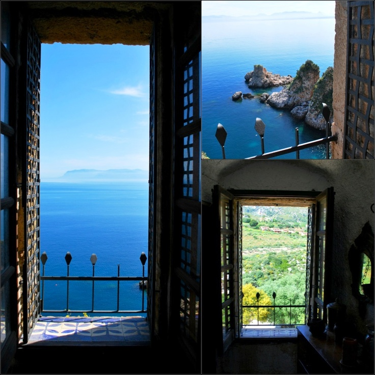 Weddings in Scopello, Sicily - Room with a view! The dreamy bridal suite at one of our wedding locations! Heaven