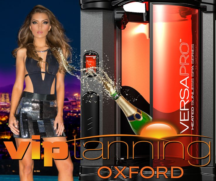 ITS NOT TO LATE RING IN THE NEW YEAR WITH A POP OF COLOR! AT VIP Tanning of Oxford VersaPro Sunless Spray Tans ONLY $25! Make you appointment today!! Call 248-969-8266 or on line at viptanoxford.com  #viptanoxford