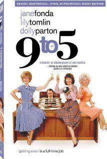 9 to 5, 1980. I need to think more about whether to put this movie on the 1970s board or create a 1980s one (with Working Girl, etc.) I love this movie. I loved watching it as a kid. I loved teaching it in my pop culture feminism class a few years ago.