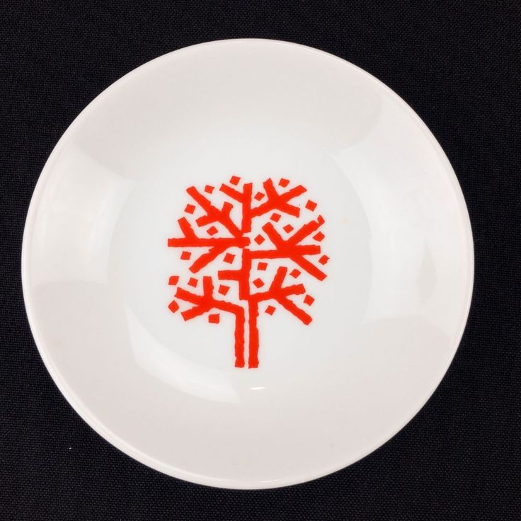 "Four Seasons Restaurant 4"" Diameter Ashtray Manhattan NY by Four Seasons Design"