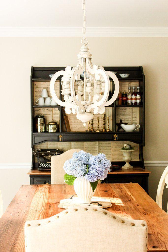25+ best ideas about Farmhouse chandelier on Pinterest   Farmhouse ...