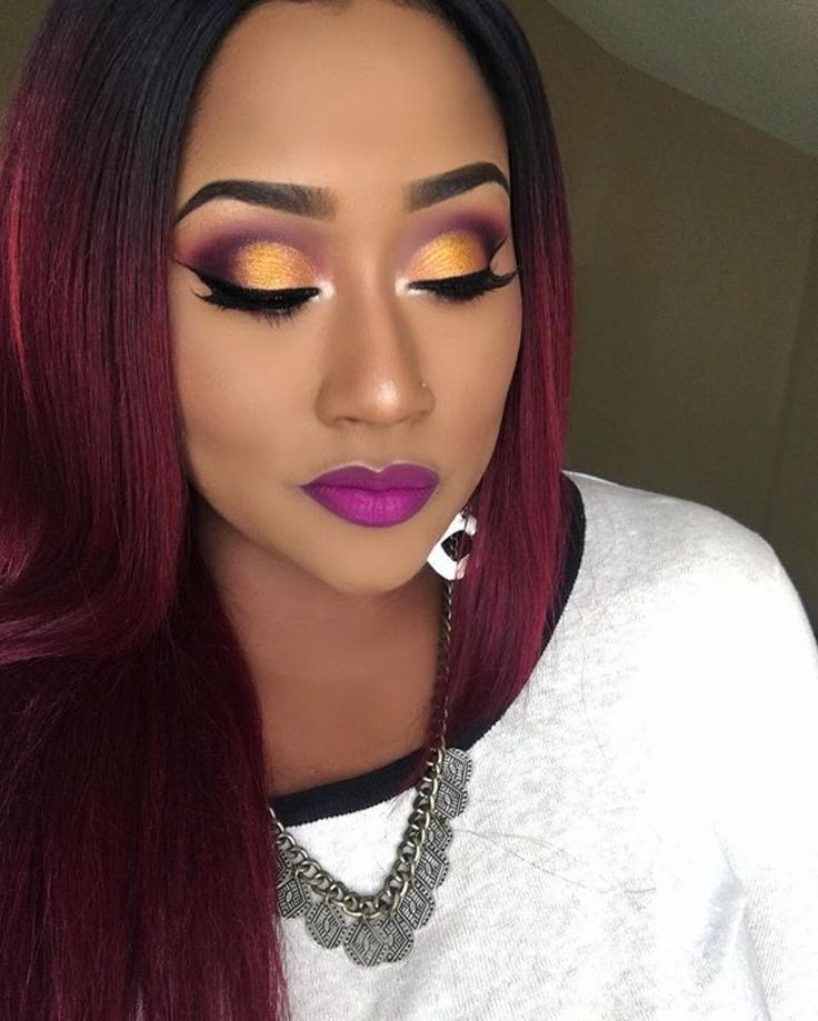 Stunning #Repost @brietheamazon ・・・ @juviasplace Nubian 2 palette on the lids today