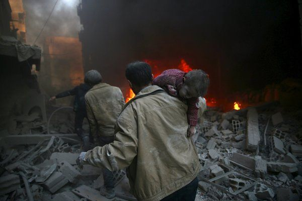 Syria 1000 images of suffering