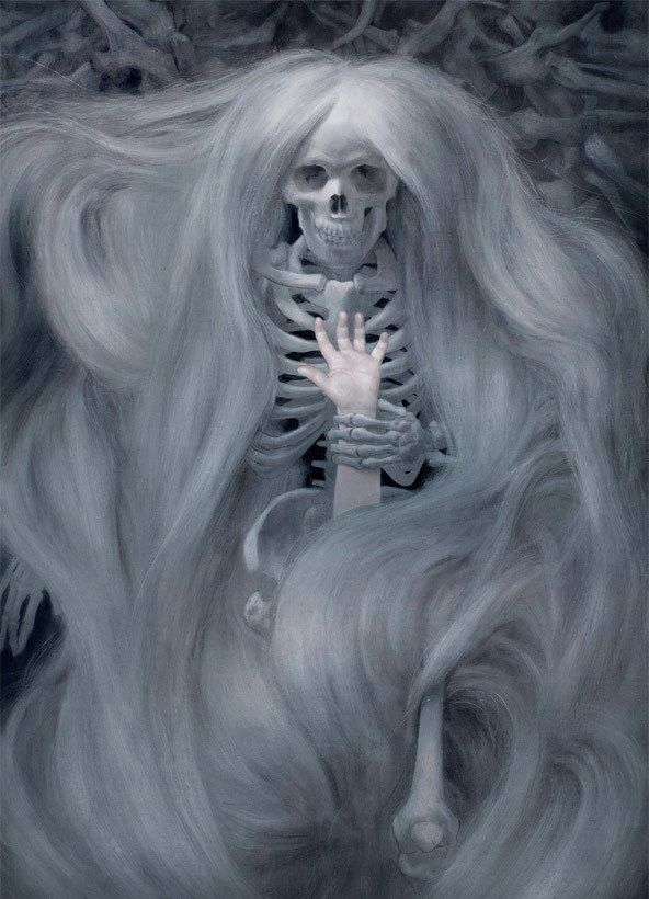 """These Deathless Bones"" by Cassandra Khaw   Tor.com  A horror tale about the Witch Bride, second wife of a King, and the discord between her and her young stepson."