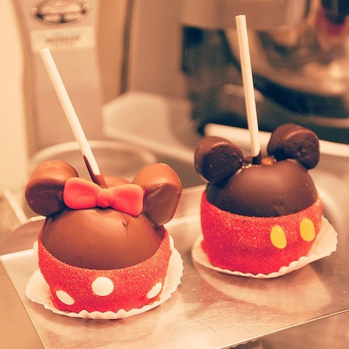 Cutest Minnie & Mickey cakepops!