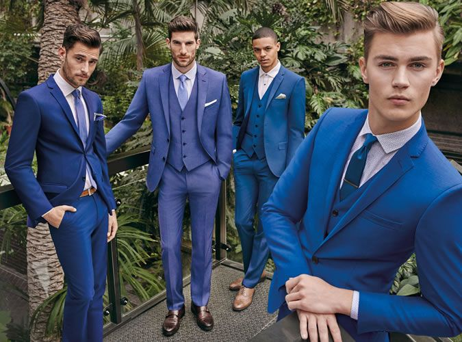 Moss Bros Suits