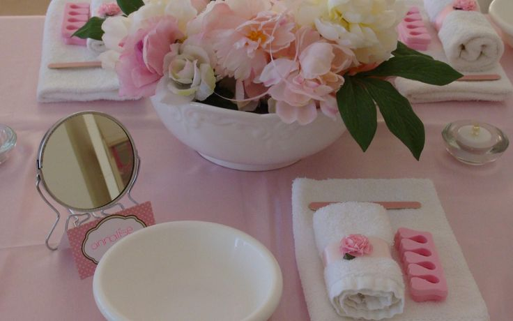121 best spa party images on pinterest birthday party - Dreamz salon and spa ...