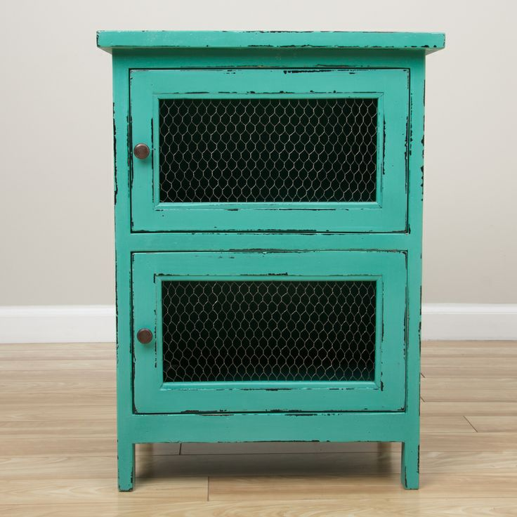 kijang turquoise night stand indonesia by bima night