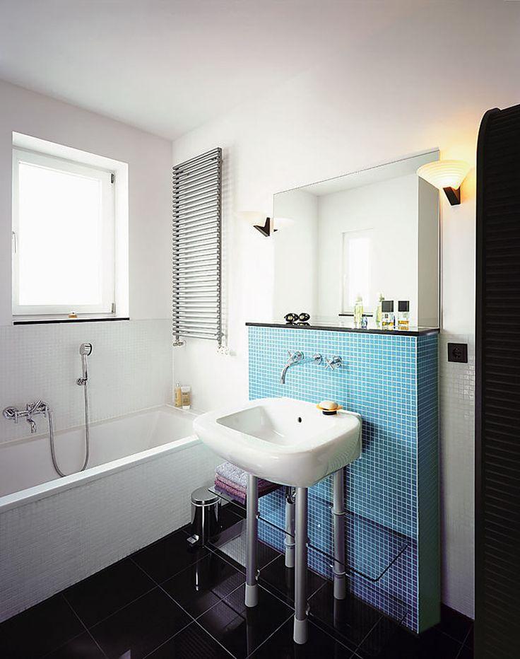 Altbau Badezimmer | 71 Besten Badgestaltung Bilder Auf Pinterest