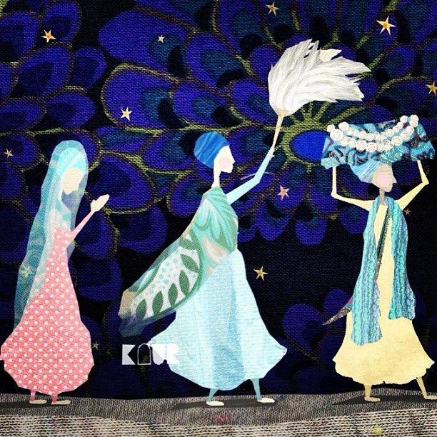 #gurbani #Kaur #singhni I loved this representation #art