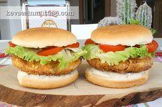 Tavuk Burger Tarifi | Kevserin Mutfağı - Yemek Tarifleri