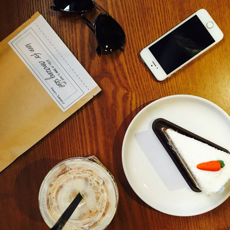 Keen Bean Scrub- you'll love it #letsgetscrubbing #dessert #mondayfix