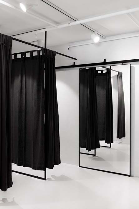 Fitting Room Designs For Retail: 274 Best Images About Fitting Rooms On Pinterest