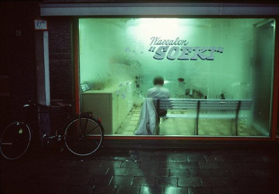 Inspiration: Harry Gruyaert | A Camera Diary