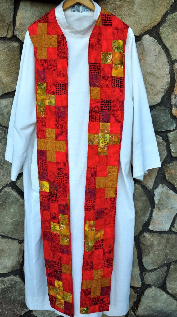 42 Best Clerical Vestments Stoles Images On Pinterest