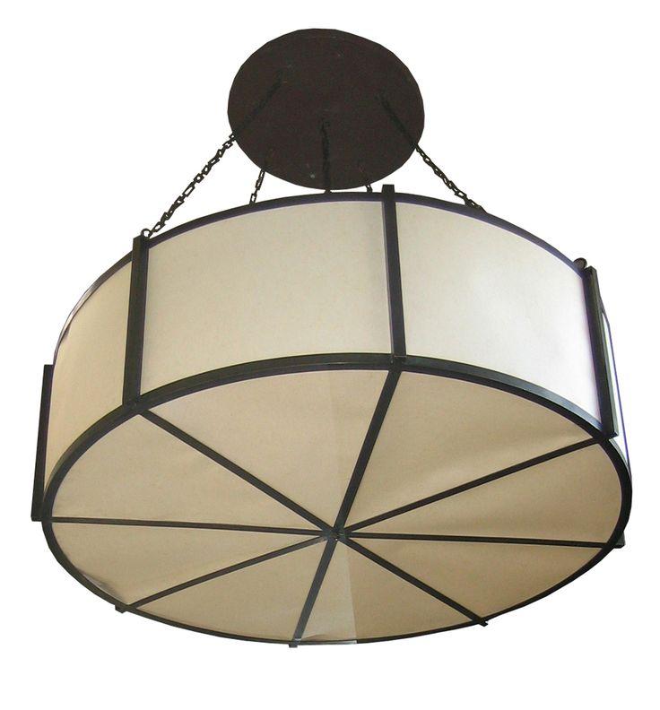 7170 Ind Br H Ba Drum Pendant  sc 1 st  Pinterest & 173 best ADG Modern Lighting images on Pinterest | Modern lighting ... azcodes.com
