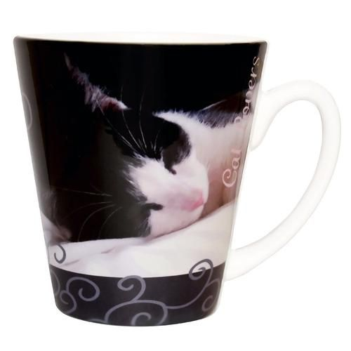 Sleeping Cutie – Cat Mug - Cat Lovers Australia $9