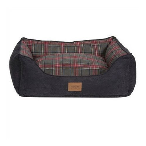 Pendleton Kuddler Dog Bed — Grey Stewart