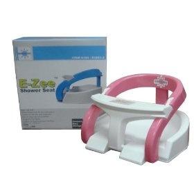 bebelove e zee baby bath ring plastic pink white 199pk for all the little people. Black Bedroom Furniture Sets. Home Design Ideas