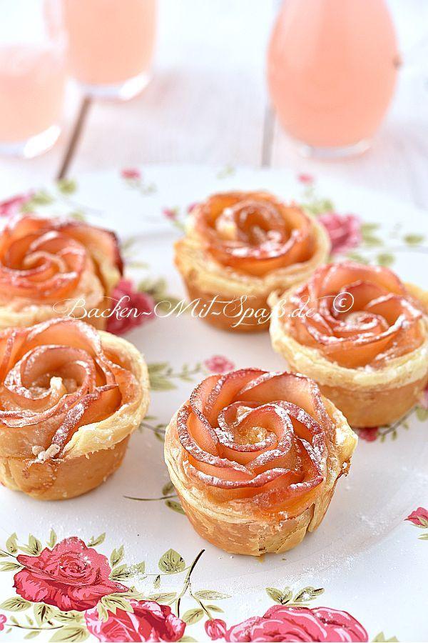 Die Apfelrosen aus Blätterteig sehen toll aus und schmecken sehr gut. Das Dessert ist sehr einfach zu zubereiten, geht schnell und nur mit 4 Zutaten.  Weiterlesen...
