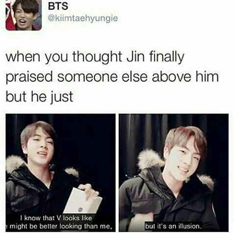 Jin is a lovely man ❤️