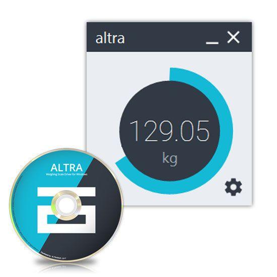 Software Timbangan ALTRA