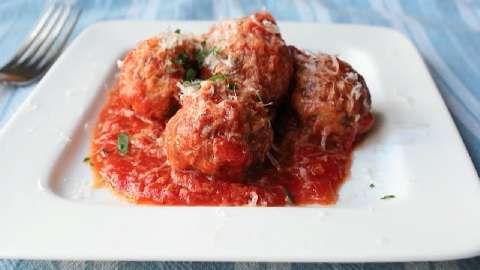 How to Make Meatless Meatballs Allrecipes.com