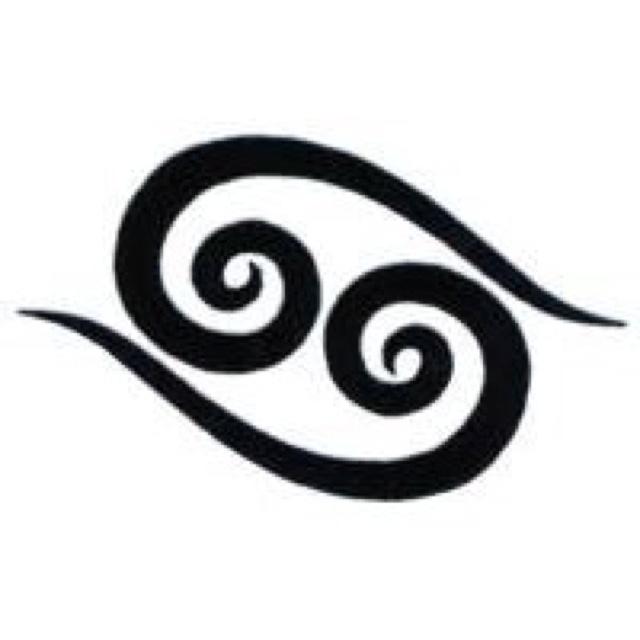 Best 25+ Zodiac Cancer Tattoos Ideas On Pinterest