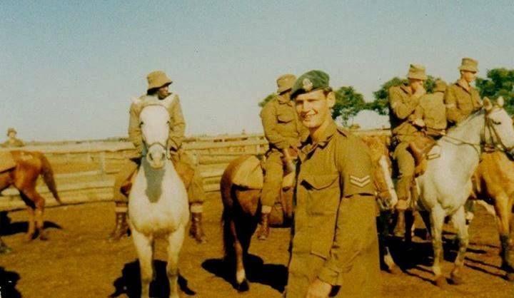 South African / Rhodesian Border War.