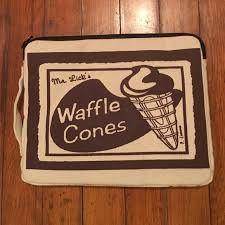 Waffle Cones Bag
