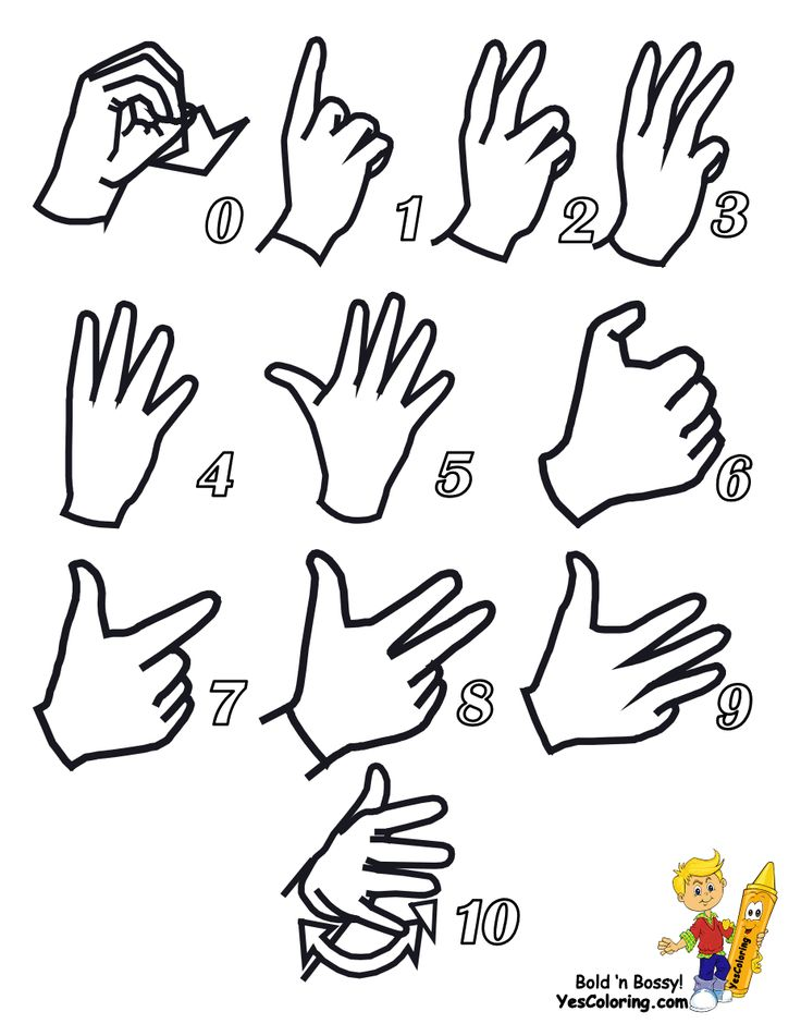 10 Best Images About American Sign Language