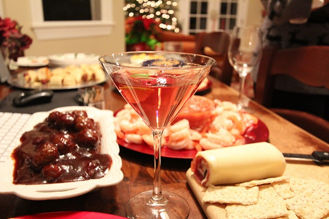 No Fuss New Year's Eve Menu