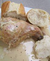 Kuchařka Trixi a Mimmi: Králík po francouzsku (na dijonské hořčici)