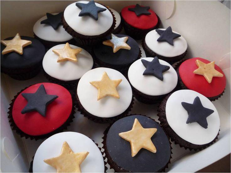 hollywood birthday cupcakes - Google Search