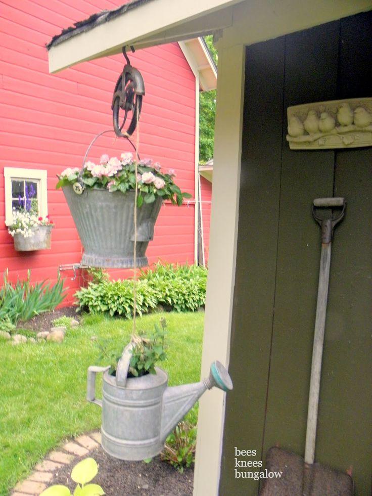 Creative Container Gardening