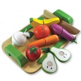 Discoveroo Fruit & Veg Cutting Set