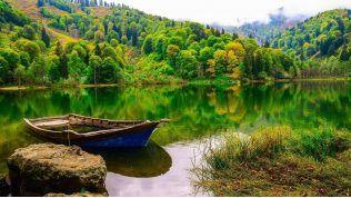Doğa Harikası Artvin Borçka Karagöl