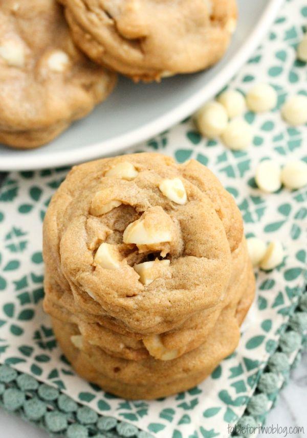 White Chocolate Macadamia Nut Cookies | Recipe