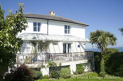 Seahaze Villa - Ventnor Isle of Wight @ Island Cottage Holidays - Self Catering