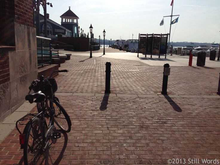 Alexandria, VA (#waterfront) #usa #travels #viaggi #bici #bike