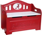Alabama toy box -  We got Ryan this for his 1st birthday... love it!