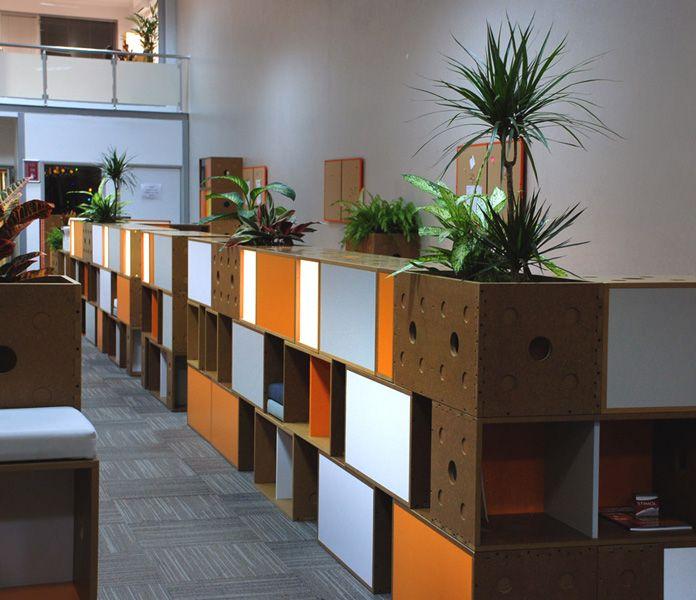 Meydan Architecture Design | Piworks Office, furniture design with CNC technology