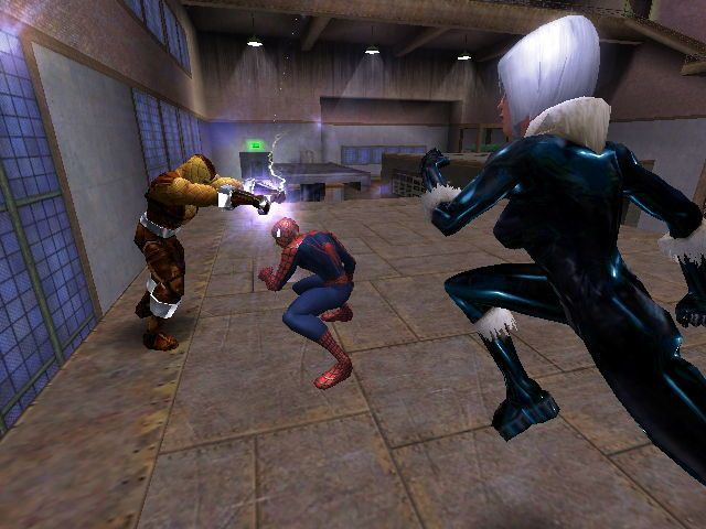 Spiderman 2 Game Screenshots