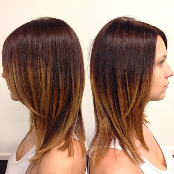jennissemakeup how to cut hair in layers