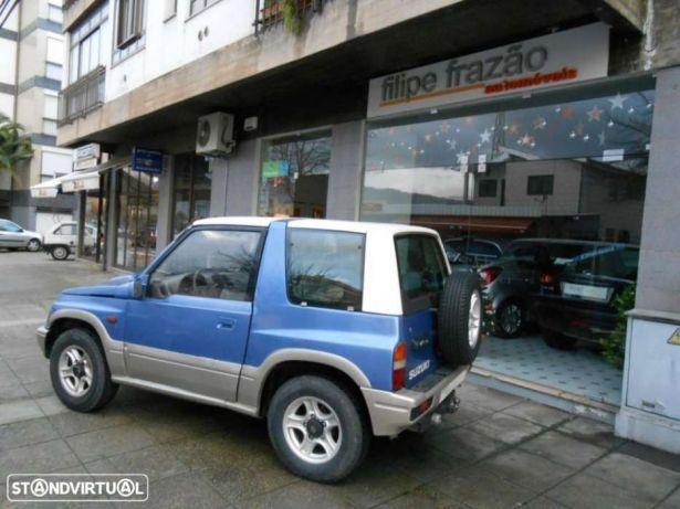 Suzuki Vitara Cabrio 1.9 TD JLX 2Hard Top preços usados