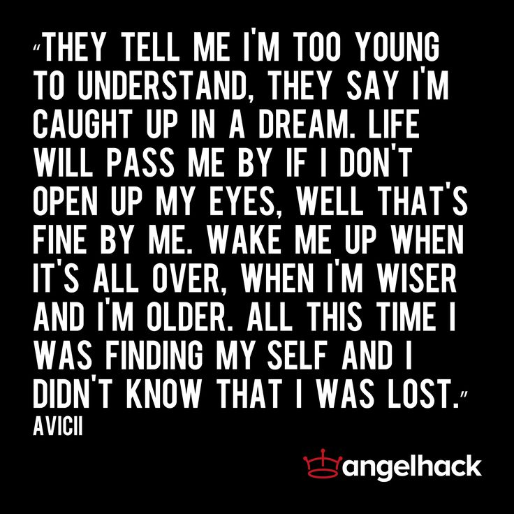 25+ best ideas about Avicii lyrics on Pinterest | Song ... Avicii Wake Me Up Quotes