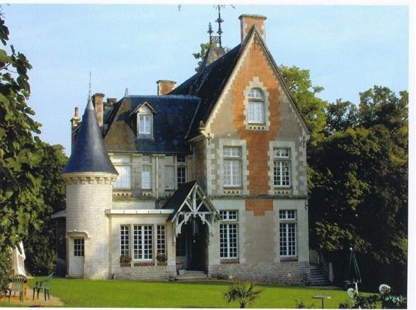 19th century french storybook house b architecture for French tudor