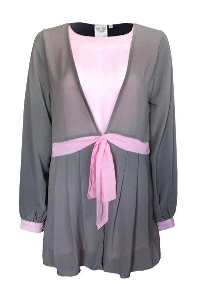 light pink grey
